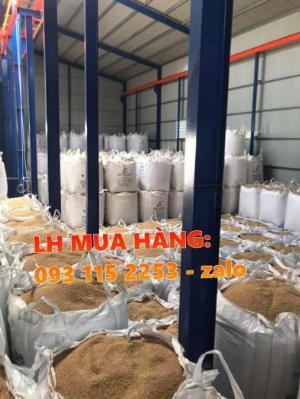 Bao jumbo 1 tấn có nắp, không nắp trữ lúa, gạo, viên nén, ....