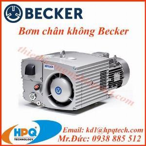 Máy bơm chân không Becker   Nhà cung cấp Becker Việt Nam