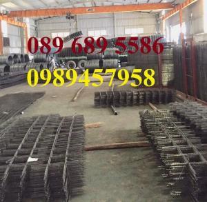 Nơi sản xuất Lưới thép phi 6, Sắt hàn phi 6 mắt 50x50, 100x100, 200x200, 250x250