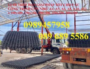 Nơi sản xuất lưới thép phi 10 ô 200x200, 250x250, 100x200, phi 12 giá tốt