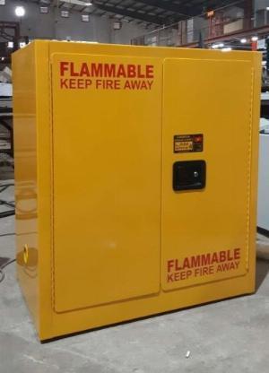 Tủ lưu trữ hóa chất an toàn - tủ chống cháy