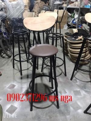 Ghế bar nệm giá tại xưởng