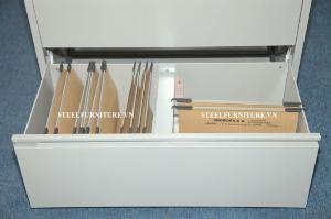 Tủ hồ sơ file treo, tủ bìa treo - Steel Design Vn