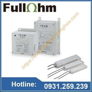Điện trở xả Fullohm resistor tại Việt Nam