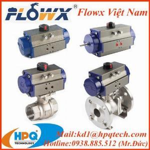 Bộ truyền động van Flowx | Van Flowx Việt Nam