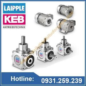 Động cơ hộp số Laipple-Keb tại Việt Nam