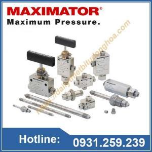 Van áp suất Maximator tại Việt Nam