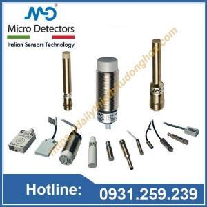Cảm biến tiệm cận Micro Detectors tại Việt Nam