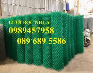 Bán lưới b40 bọc nhựa, B40 mạ kẽm Nam Định, B40 khổ 2,4m, B40 mạ nhúng nóng