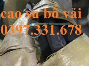 Tổng đại lý Ống cao su bố vải phi 8, 10, 12, 14, 16 giá tốt