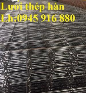 Lưới thép hàn, báo giá lưới thép hàn tại Hà Nội