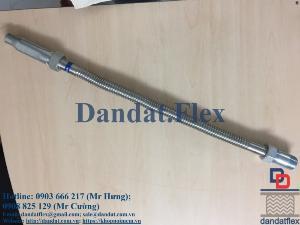Khớp nối mềm Sprinkler | Khớp nối mềm inox dùng trong PCCC | Dandat.Flex