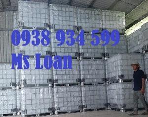 Tank 1000 lít mới giá rẻ tại Sài Gòn
