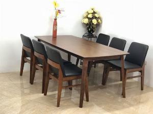 Bộ bàn ghế ăn cho gia đình