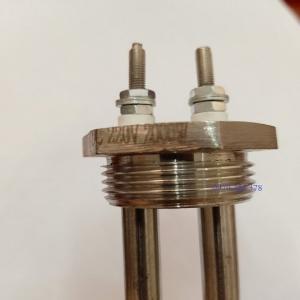 Điện trở đun nước hoặc nồi hơi 220V-2KW, dài 23cm, ren 32mm