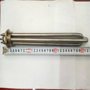 Điện trở đun nước hoặc nồi hơi 220V-3KW, dài 32cm REN 32mm dạng kép
