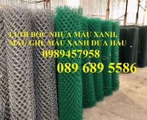 Lưới hàng rào B10, B20, B30, Hàng rào chăn nuôi mạ kẽm, Bọc nhựa 20x20, 30x30