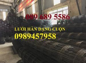 Nơi bán lưới thép hàn phi 4 ô 250x250, D4 a 200x200, A4 200x200, Sắt thép đổ sàn bê tông