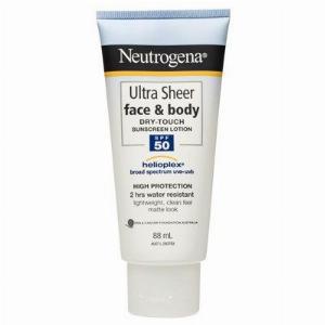 Kem chống nắng Neutrogena U.S Dry Touch SPF 50 88ml