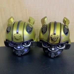 Loa Bluetooth Kiểu Dáng Transformers Bumblebee, Kiêm Đài FM, Âm Thanh Siêu Trầm Hay BH 3T