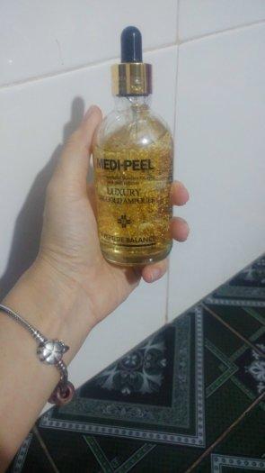Tinh Chất Vàng Serum Medi Peel Luxury 24K Gold Ampoule 100ml
