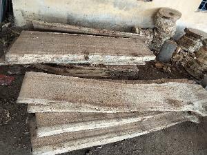 Mặt bàn gỗ me tây 55 dài 1.5 mét giá sỉ