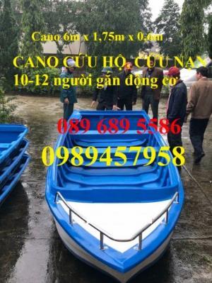 Thuyền/Cano GIÁ RẺ câu cá, du lịch sông nước, vận chuyển hàng hóa, phục vụ nuôi trồng thủy sản, đánh bắt thủy hải sản..