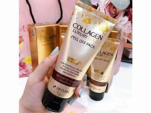 Mặt nạ vàng 3W Clinic Collagen Luxury
