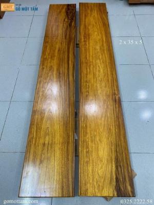 Băng ghế gỗ tự nhiên, kệ tivi, quầy bar,... dài 2,2m x 35 x 5