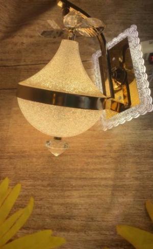 Đèn vách, đèn tường pha lê giá sỉ 300k