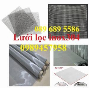 Chuyên Lưới chống muỗi inox 304, lưới inox 201, lưới inox 316