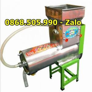 Máy sản xuất tinh bột nghệ, máy xay nghiền vắt liên hoàn gừng, nghệ giá rẻ