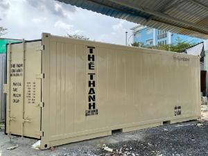 Container lạnh máy DAIKIN -18 độ