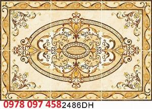 Thảm gạch - bộ thảm kim cương