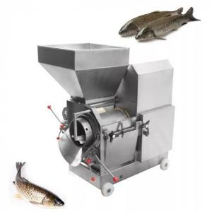 Máy tách xương cá CR200, máy tách xương cá mối, cá lục, máy lọc xương cá