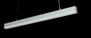 Đèn led thanh treo 3 mặt chiếu cho văn phòng siêu tiết kiệm điện