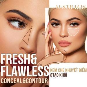 Kem che khuyết điểm và tạo khối Australis Fresh & Flawless Concealer 7,5ml