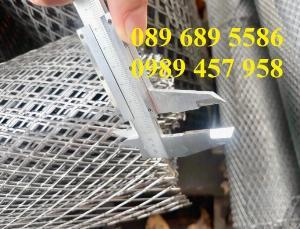 Chuyên lưới trát tường 6x12, Lưới trát tường 5x5, Lưới chống thấm có sẵn