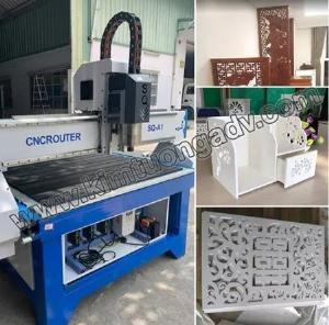 Máy CNC 1325 gia công vật liệu ngành Quảng Cáo - Giá Tốt Nhất