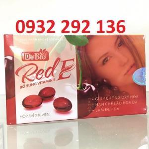 Vitamin E đỏ Dr Bio Red E giúp làm đẹp da
