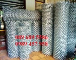 Lưới thép B40 mạ kẽm, B40 bọc nhựa khổ 2m2, 2,4m giá tốt tại Hà Nội