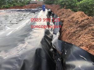 Nhà Sản Xuất Màng Hdpe 1.5mm -suncogroupvn Bạt Lót Ao Hồ Thủy Hải Sản Giá Rẻ 2021