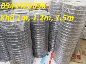 Lưới thép hàn D3 a 50x50 khổ 1m