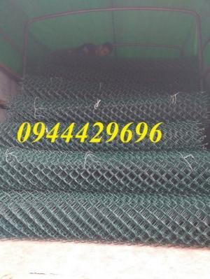Lưới b40 bọc nhựa và mạ kẽm khổ 2m, 2,2m, 2,4m giá tốt