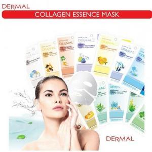 Mặt nạ Dermal dưỡng da Essence Mask 23g - 10 miếng bất kì