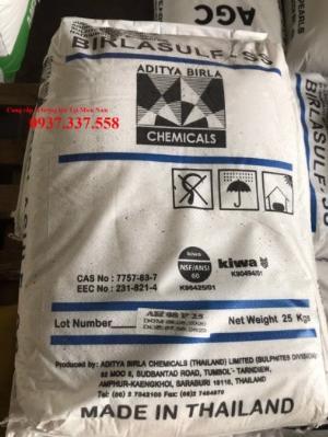 Bán hóa chất Sodium Sulphite 0937.337.558 tại Đồng Nai, Bình Dương, Long An, Tây Ninh, Vũng Tàu