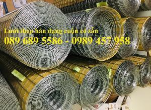 Lưới thép làm chuồng chăn nuôi, lưới làm giàn lan, lưới làm chuồng cọp