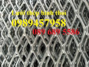 Lưới thép mắt cáo dày 3ly, Lưới hình thoi, Lưới mắt cáo xg19, xg20, XG21, XG22