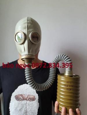 2021-04-12 18:22:07 Mặt nạ phòng độc Nga có vòi-mặt nạ chống hóa chất của nga 330,000