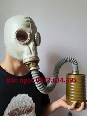 2021-04-12 18:22:07  1  Mặt nạ phòng độc Nga có vòi-mặt nạ chống hóa chất của nga 330,000